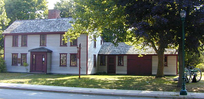 Thayer House 2007 1